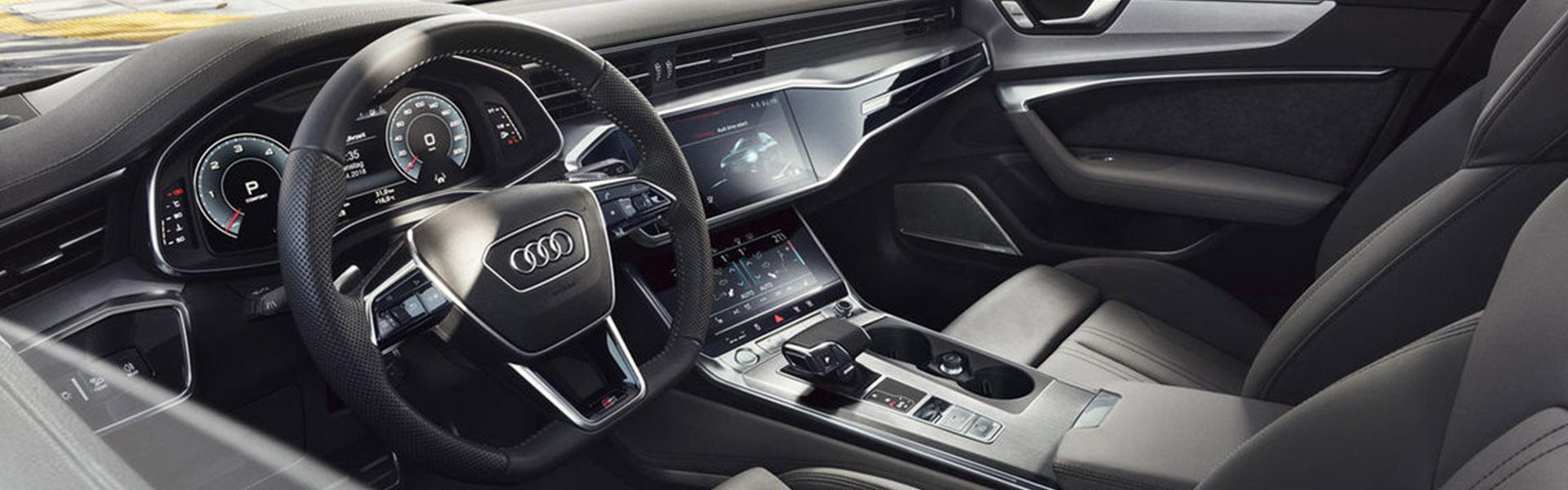 Audi A6 Innenraum