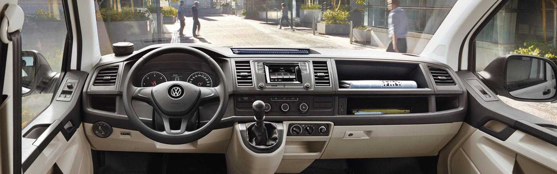 VW Nutzfahrzeuge Innenausstattung