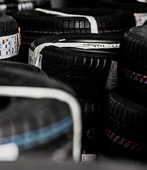 KFZ Werkstatt Reifen