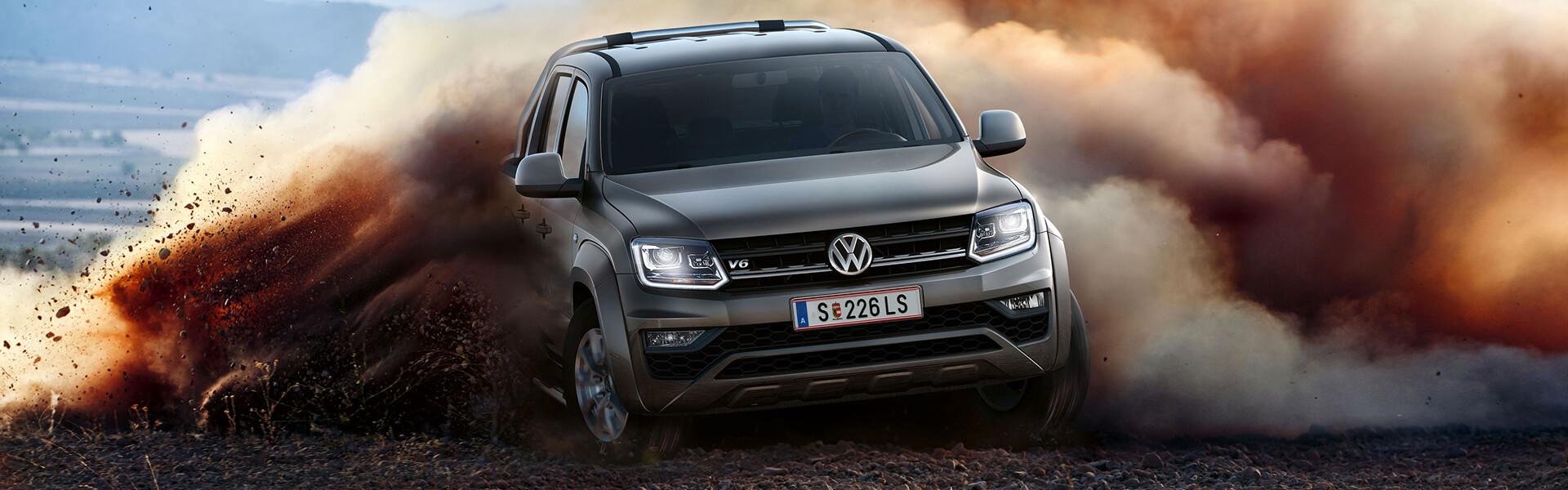 VW Amarok Offroad