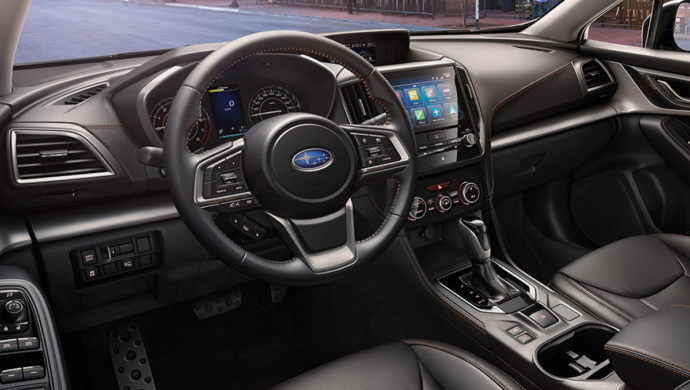 Subaru Innenraum
